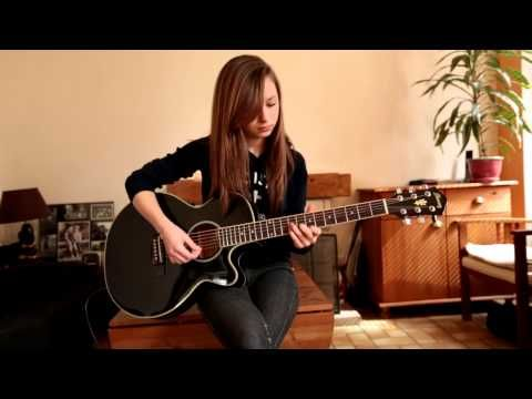 Led Zeppelin - Stairway to heaven (cover by Chloé) - YouTube