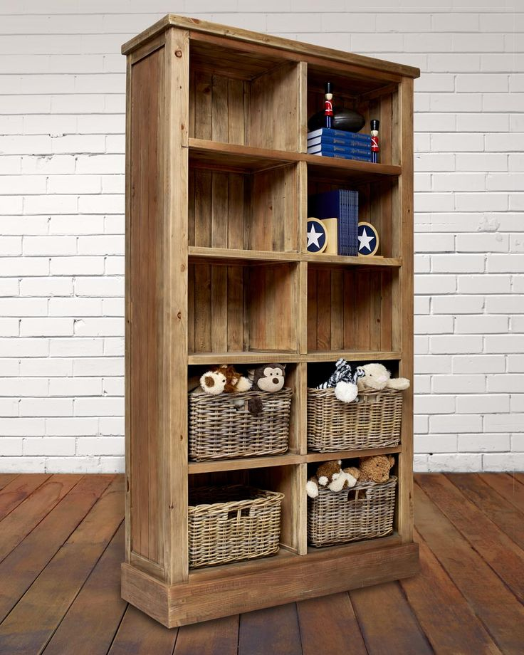 Our Huckleberry Bookcase, exclusive to Parenthood.
