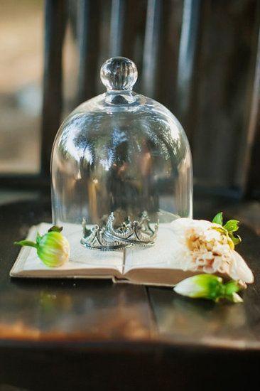 Storybook Crown Wedding Decor | Fairytale Wedding
