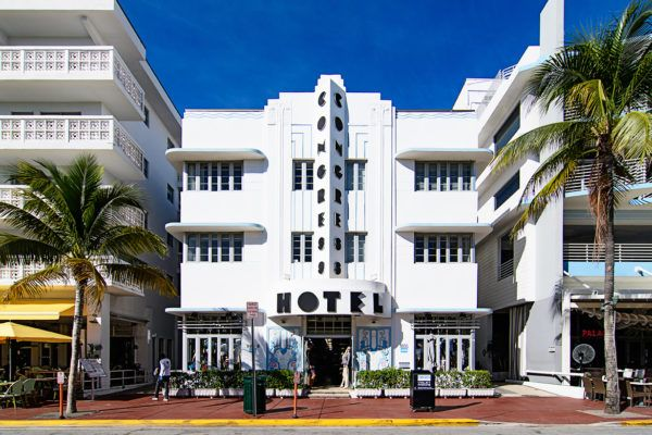 Exploring The Miami Beach Art Deco