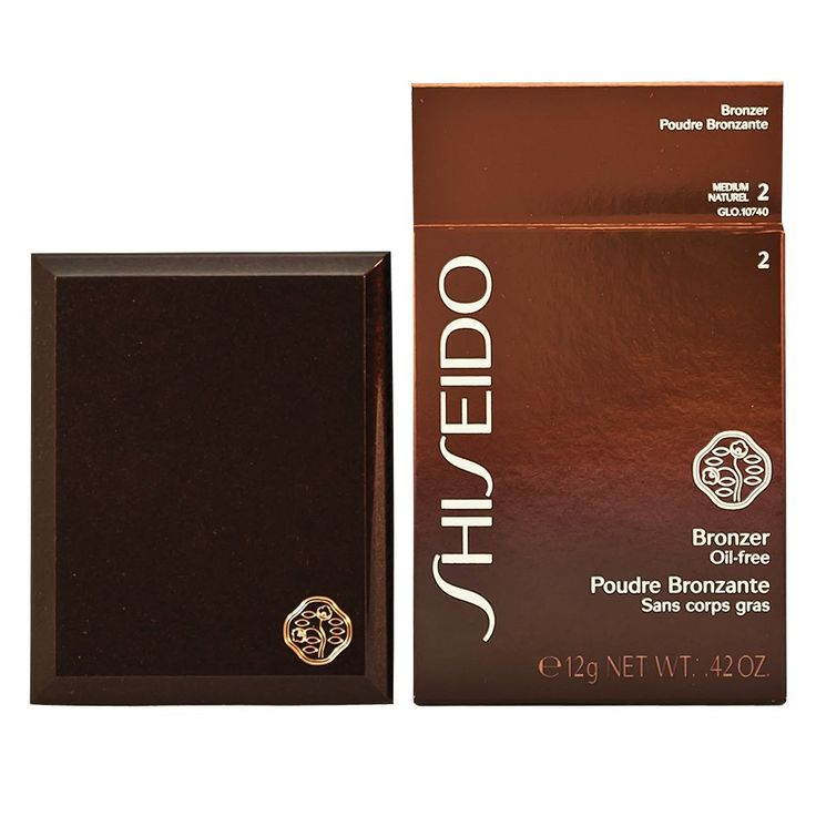 Shiseido Oil-Free Face Bronzer for Women, 2/Dark Fonce, 0.42 Ounce * This is an Amazon Affiliate link. To view further for this item, visit the image link.