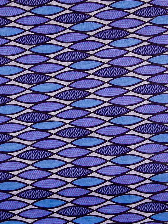 African Daviva Fabric 6 Yards 100 Cotton dv01212 by Africanpremier, $24.99
