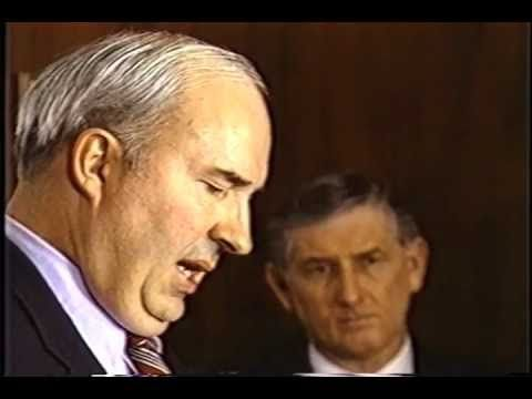 This is the only footage of his entire speech (Just the speech, NOT his suicide that immediately followed) of Budd Dwyer's press conference that is known to exist.