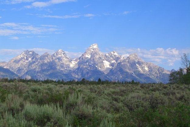 WYOMING: North to Jackson Hole | The 20 Most Scenic Drives In America