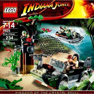 LEGO Indiana Jones - River Chase