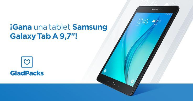 """¿Quieres ganar esta tablet Samsung Galaxy Tab A 9,7""""?"""