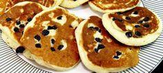 Lemon & Raisin Scotch Pancakes for #PancakeDay #ShroveTuesday