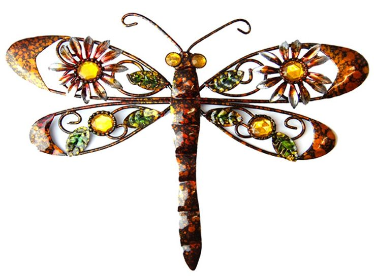 Dragonfly Metal Wall Art 224 best dragonfly stuff images on pinterest | dragonfly jewelry