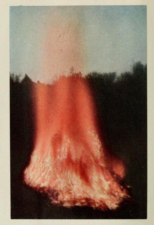 nemfrog: Bonfire. 1914.