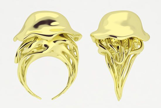 jelly fish ring