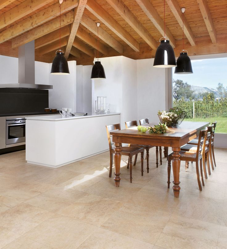 Ever & Stone Pietre europee - cucina ever-doré 45x45  #gres #EffettoPietra #StoneEffect #CeramicsOfItlay
