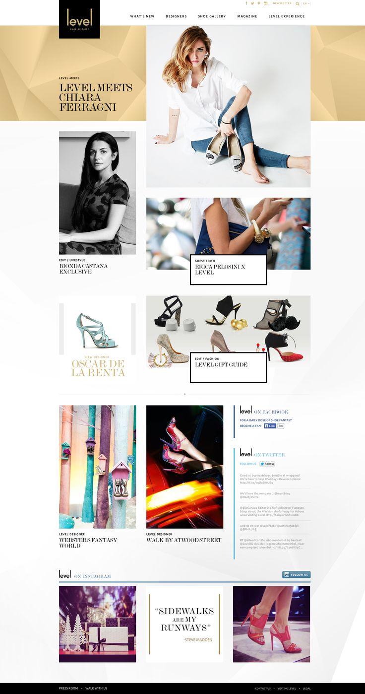 221 best ECommerce images on Pinterest | Web design layouts, Web ...
