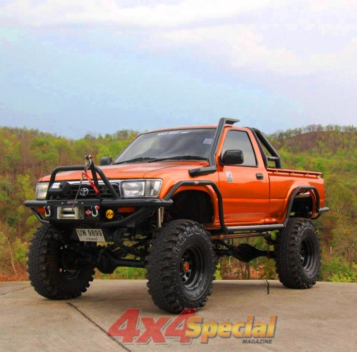 4x4 trucks toyota images galleries with a bite. Black Bedroom Furniture Sets. Home Design Ideas