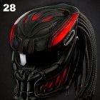 Cool Predator Helmet DOT Approved