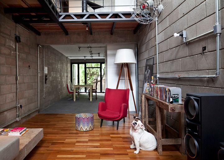 Loft Vasco | Urbana Arquitetura