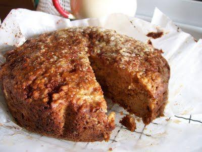 feijoa & orange cake