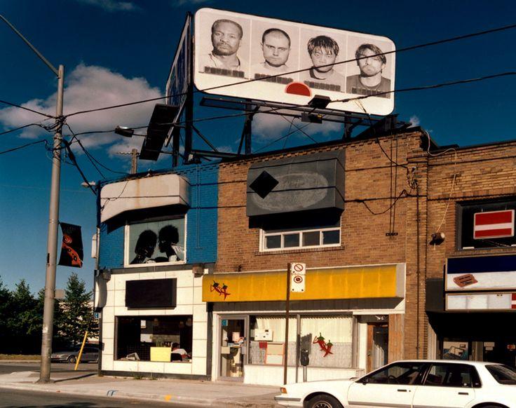 Yonge St., Willowdale #3 (1994)
