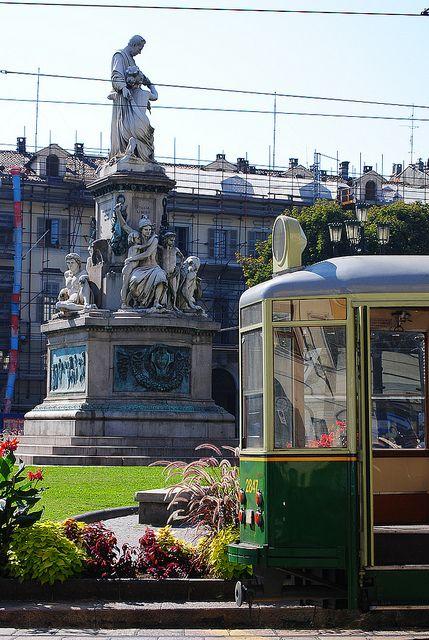 Torino. Piazza Carlo Emanuele II