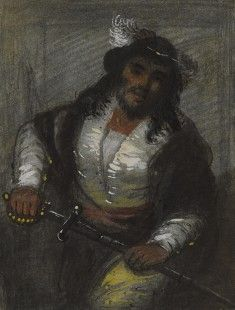 Brigand Alfred Jacob Miller