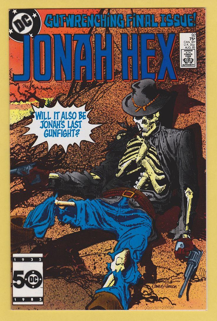 Jonah Hex Comics | Jonah Hex #92 NM/M (9.8) **Scarce Last Issue**
