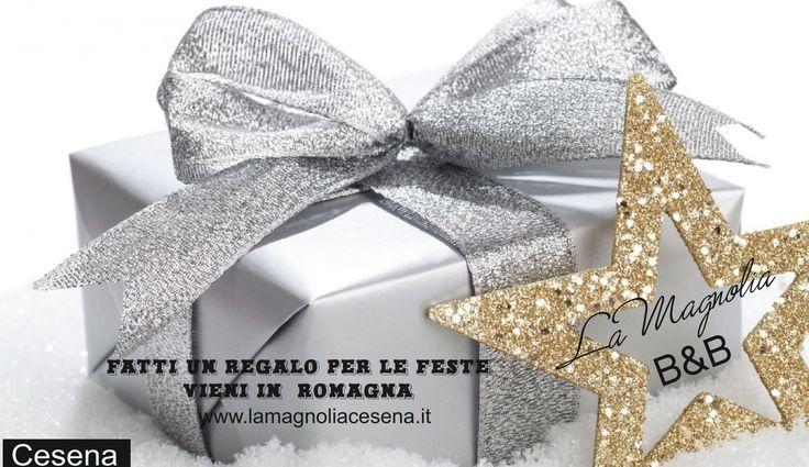 Fatti un regalo. Offerta Capodanno alla Magnolia Cesena a pochi km da Cesenatico