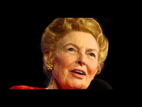Phyllis Schlafly on The Sean Hannity Radio Show (4/22/2016) | PUMABydesign001's Blog