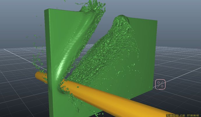 In this quick tutorial by Besik Mzhavanadze, we'll be looking at how to slice fluids correctly inside of RealFlow.