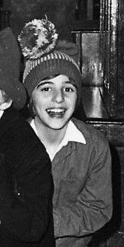 Young John Galliano , School performance whilst at Wilsons Grammar school ,1968(?)