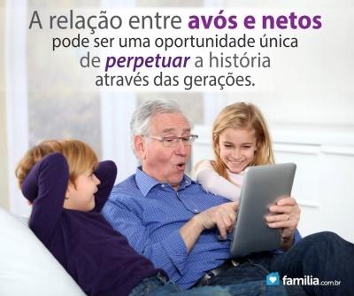 Familia.com.br | Dicas de como criar um neto #Netos