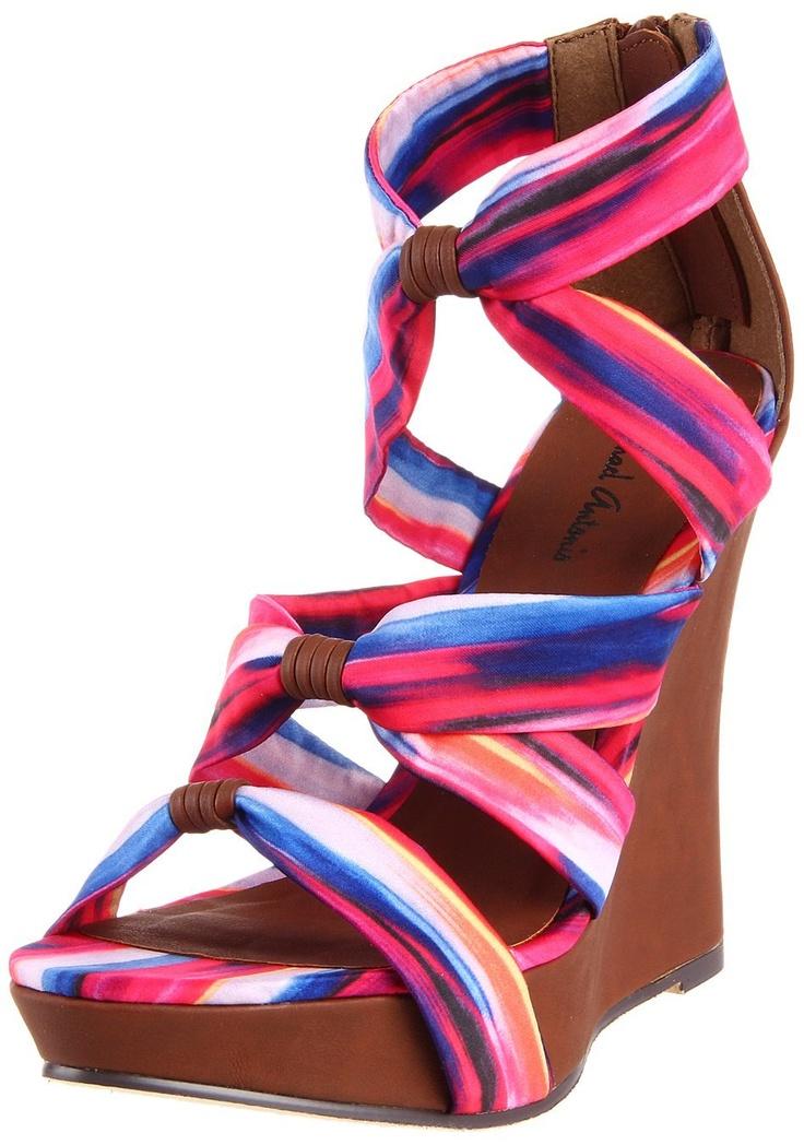 fun summer sandals