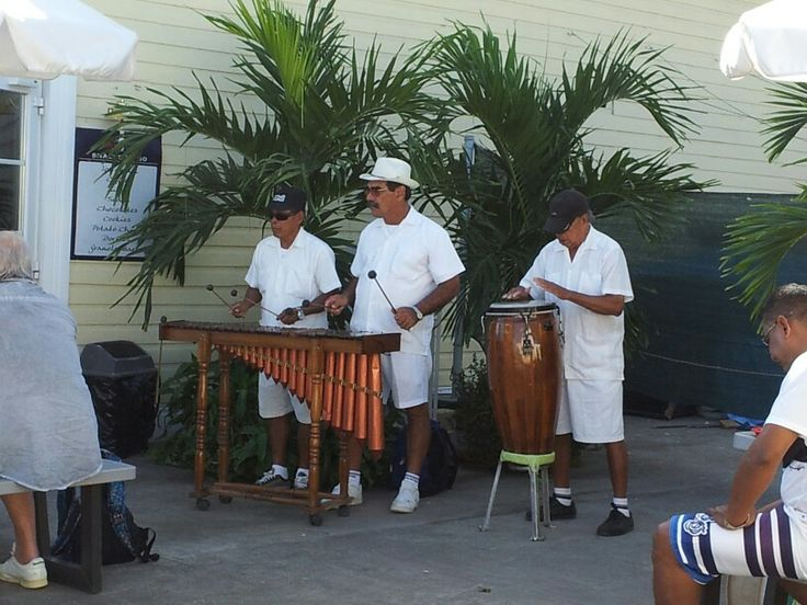 We were serenaded during breakfast before leaving to Tortuga.