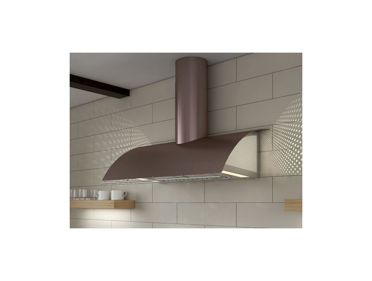 Zephyr COK-E36BXLE 36 Inch Wide Cheng Wall Mount Range Hood with LED Lighting an