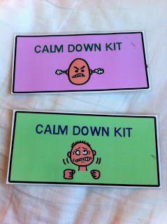Calm Down Kit