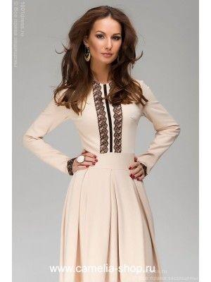 НП02071 Платье длинное