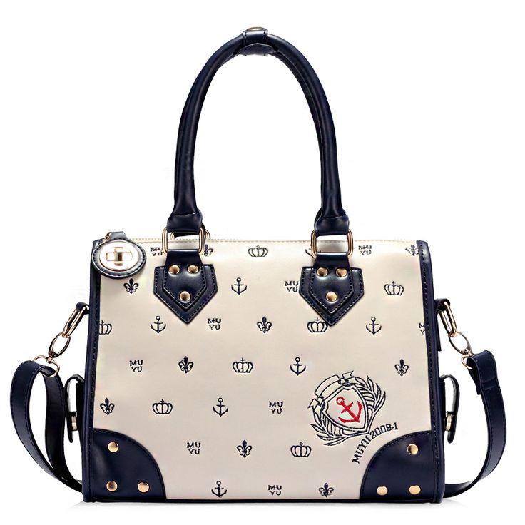 New 2014 Women Handbag Fashion Women Baguette Desigual