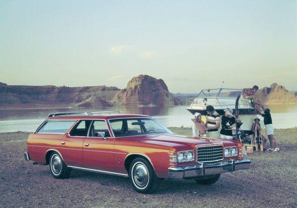 Ford LTD Wagon 1976
