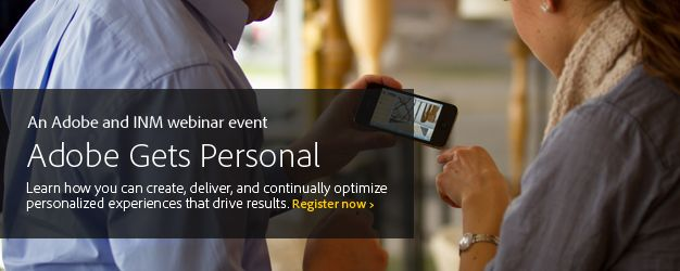 Optimizing Conversions with Personalization - Free Webinar September 24 at 11 am EDT