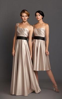 Vestidos de damas de honor,muy importantes para una boda perfecta.
