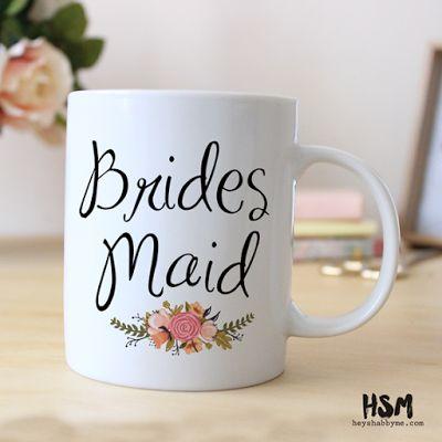 Laced in Weddings: Wedding Mugs