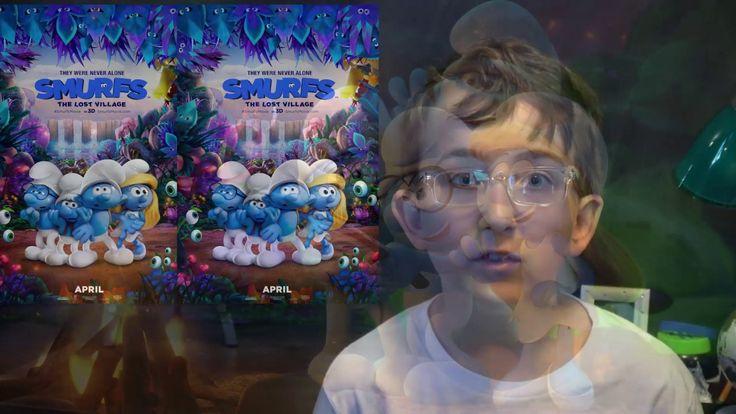 Film Review: Smurfs - The Lost Village by KIDS FIRST! Film Critic Benjamin P. #KIDSFIRST! #SmurfsTheLostVillage