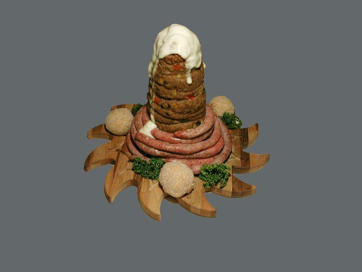 il CARNEPLASTICO (ricetta di Marinetti e Fillia)