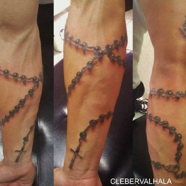 641 Best Images About Tattoos On Pinterest: Best 14 Terço Images On Pinterest