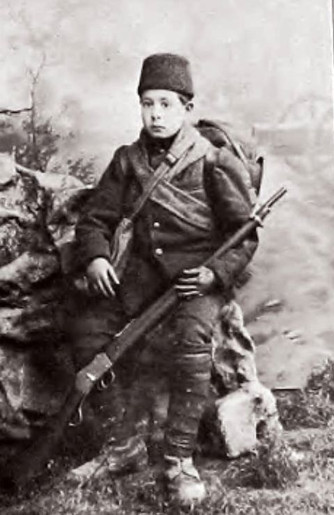 Kurtuluş Savaşının Çocuk Askerleri. Nuri Çavuş