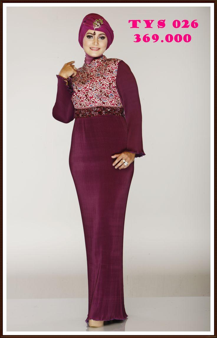 Gamis Batik Prisket, Anggun, cantik dan mewah