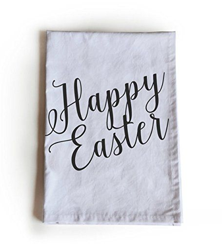 Amore Beaute Handmade Cotton Tea Towel with Happy Easter ... https://www.amazon.co.uk/dp/B01C4AGY5I/ref=cm_sw_r_pi_dp_rKwsxbQATNDR9