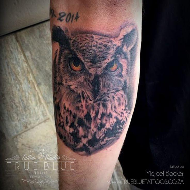 """""""Ho Ho Fool""""by Marcel Backer of True Blue Professional Tattoo Studio"""