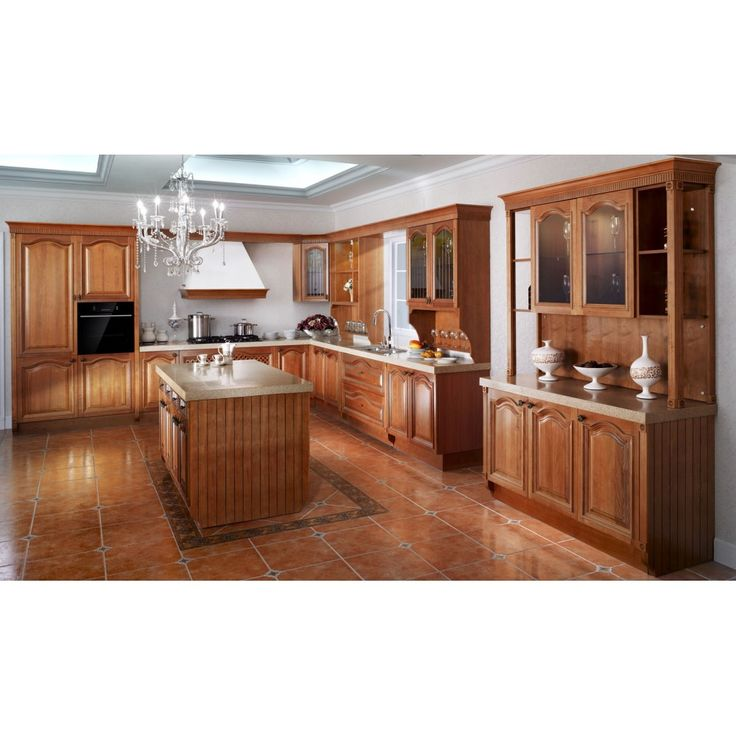 Best 20 Solid Wood Kitchen Cabinets Ideas On Pinterest