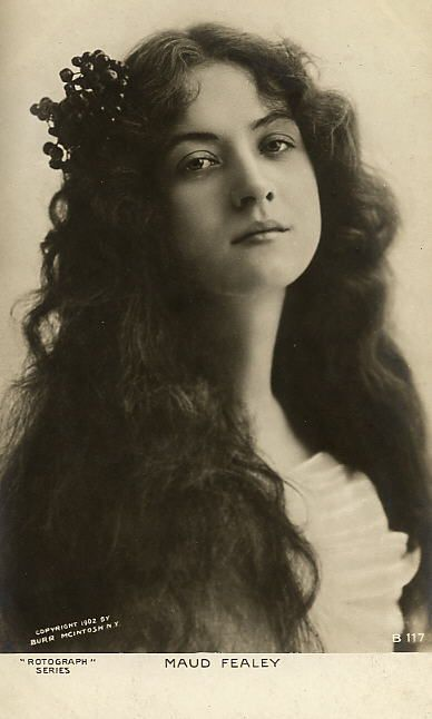 cabinet card photo - young victorian beauty