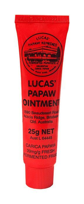 Это идеальное средство в холодное время года — увлажняет сухие и обветренные губы намного дольше, чем любой другой бальзам для губ. Одного нанесения хватает на 2-3 часа! Сухая или неровная кожа лица? Забудьте про это с бальзамом Lucas Papaw! Мгновенно увлажняя кожу, бальзам выравнивает её, кожа становиться гладкой и идеально ровной, никаких шелушений и морщин!