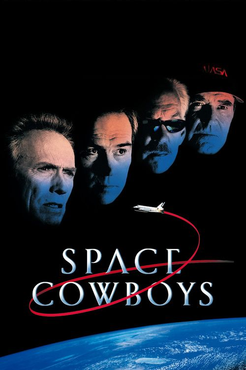 Watch Space Cowboys Full-Movie